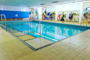 Pool at Reynolds Cross School Solihull
